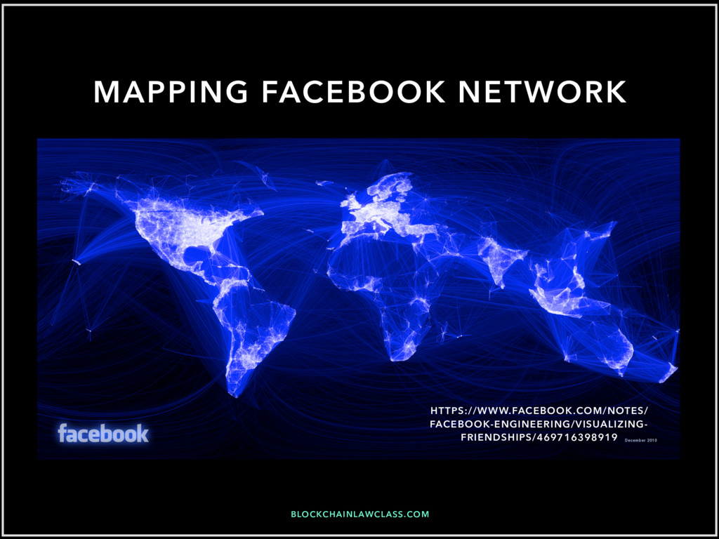 BLOCKCHAINLAWCLASS.COM MAPPING FACEBOOK NETWORK...