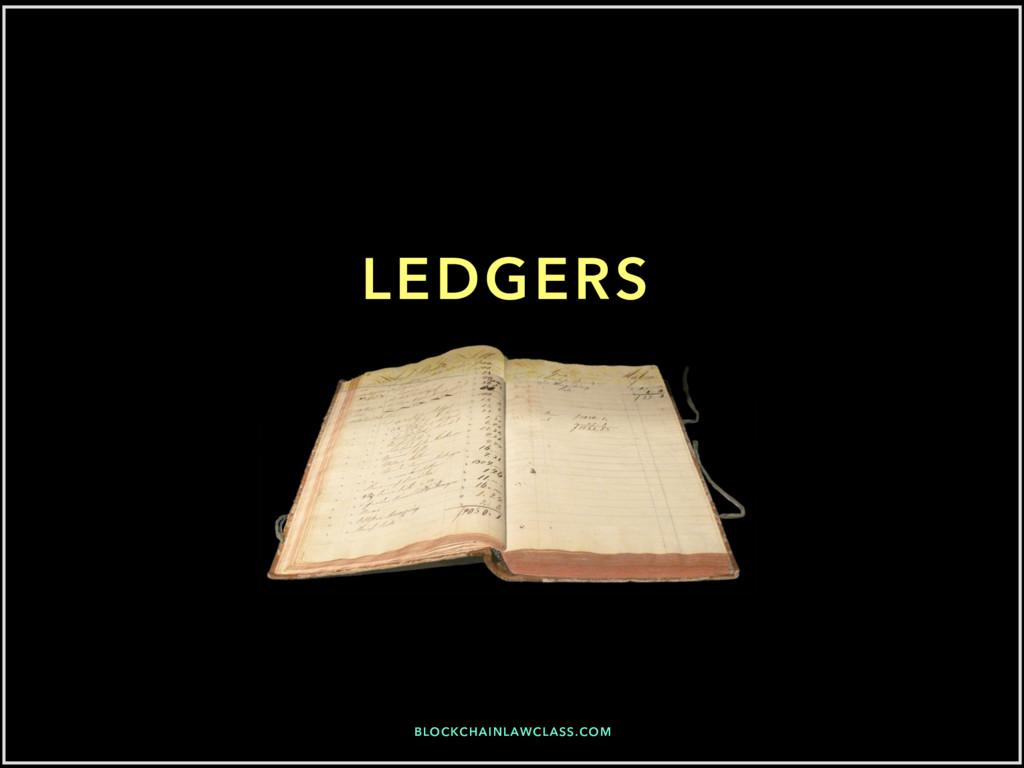 BLOCKCHAINLAWCLASS.COM LEDGERS