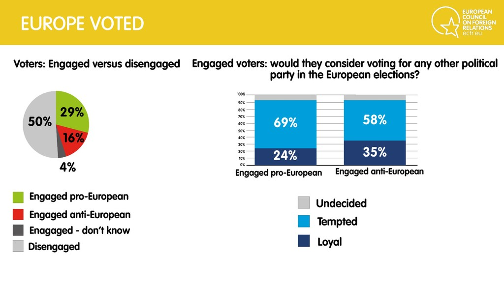 EUROPE VOTED