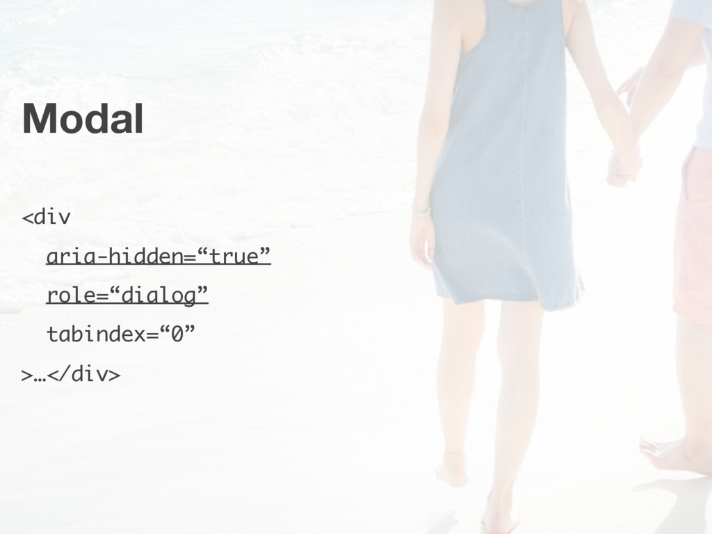 "Modal <div aria-hidden=""true"" role=""dialog"" tab..."