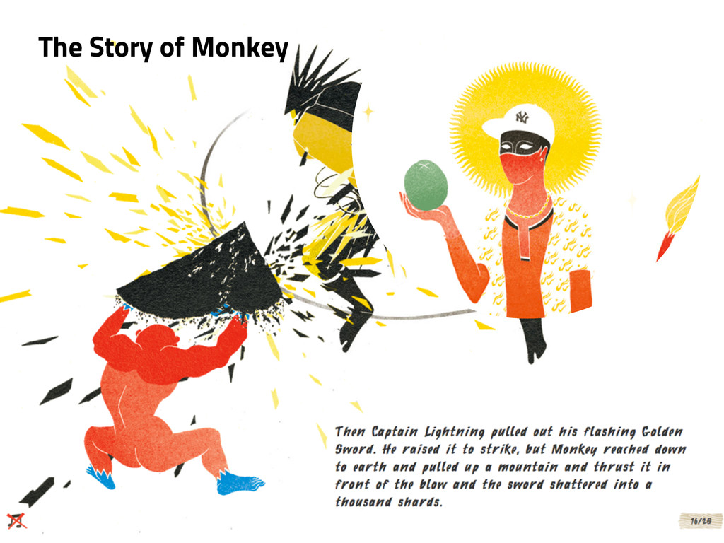 The Story of Monkey