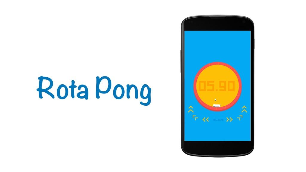 Rota Pong