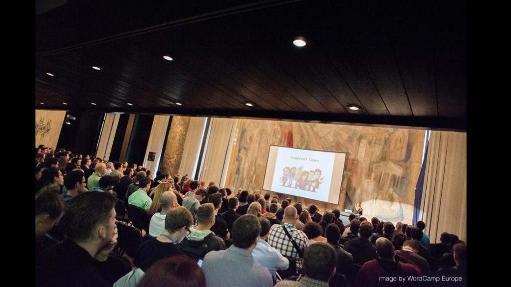 image by florianziegler.com image by WordCamp E...