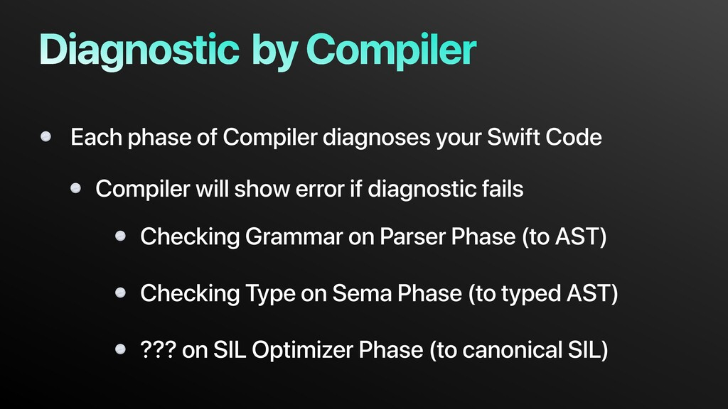 by Compiler Each phase of Compiler diagnoses yo...