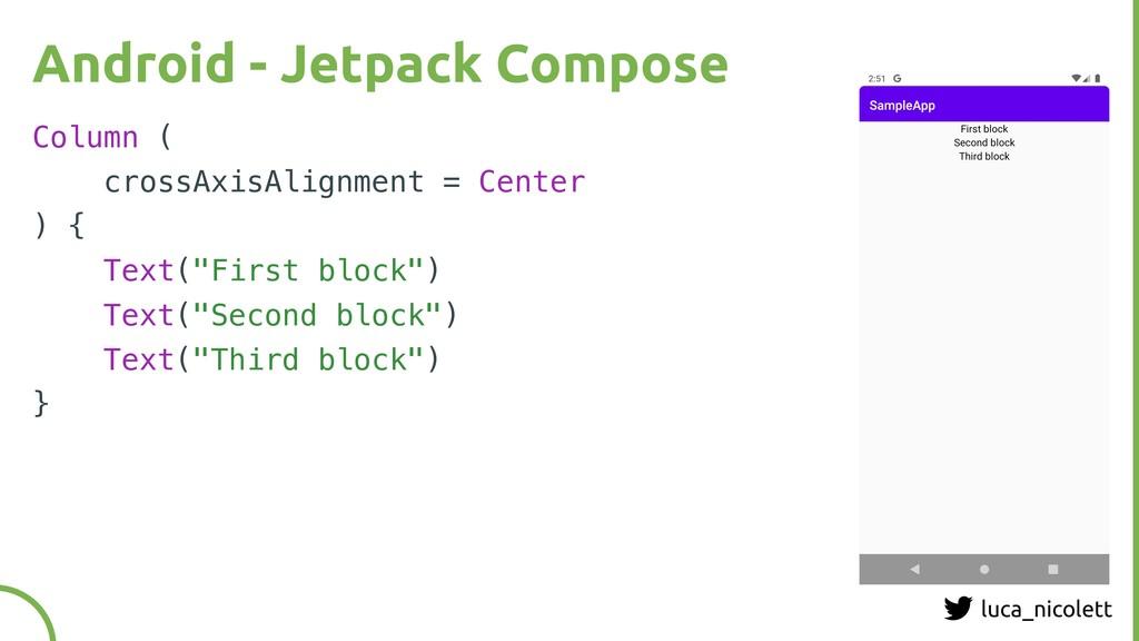 luca_nicolett Android - Jetpack Compose Column ...