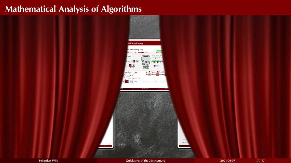 Mathematical Analysis of Algorithms Random Mode...