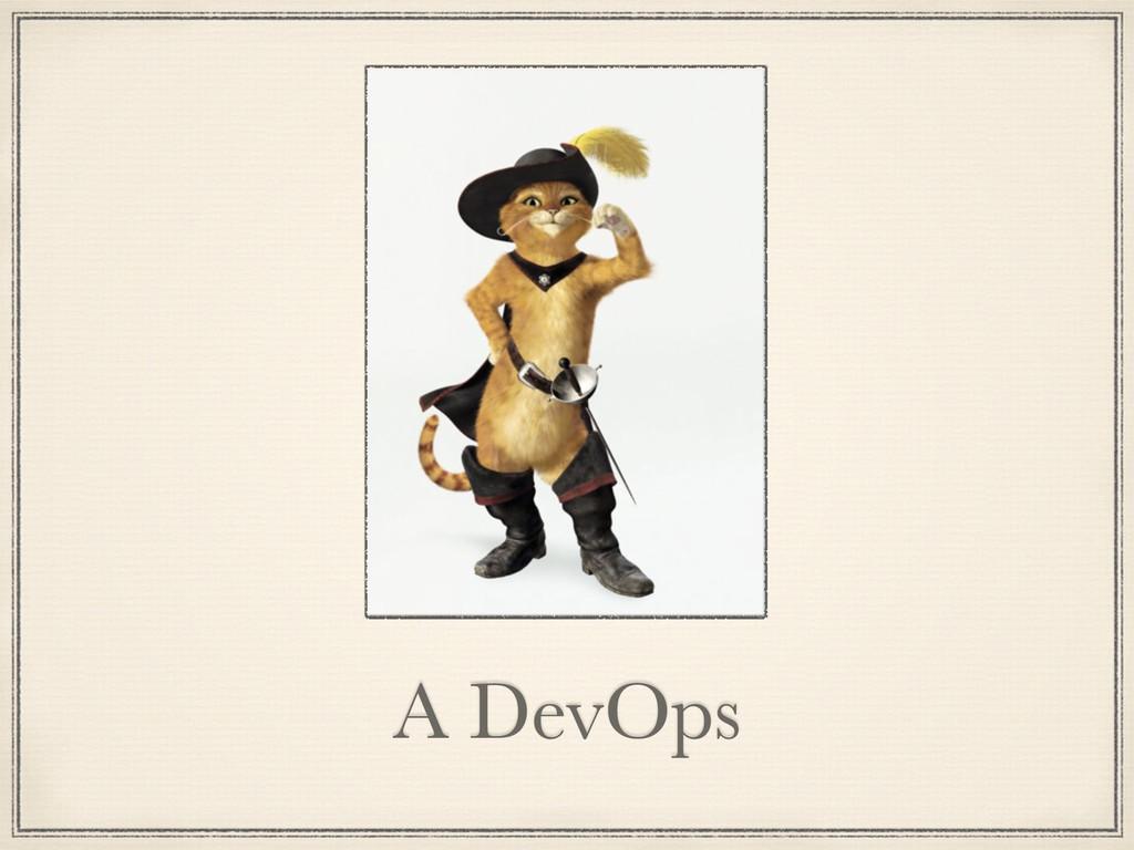 A DevOps