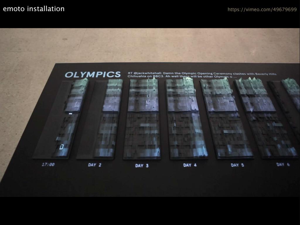 emoto installation https://vimeo.com/49679699