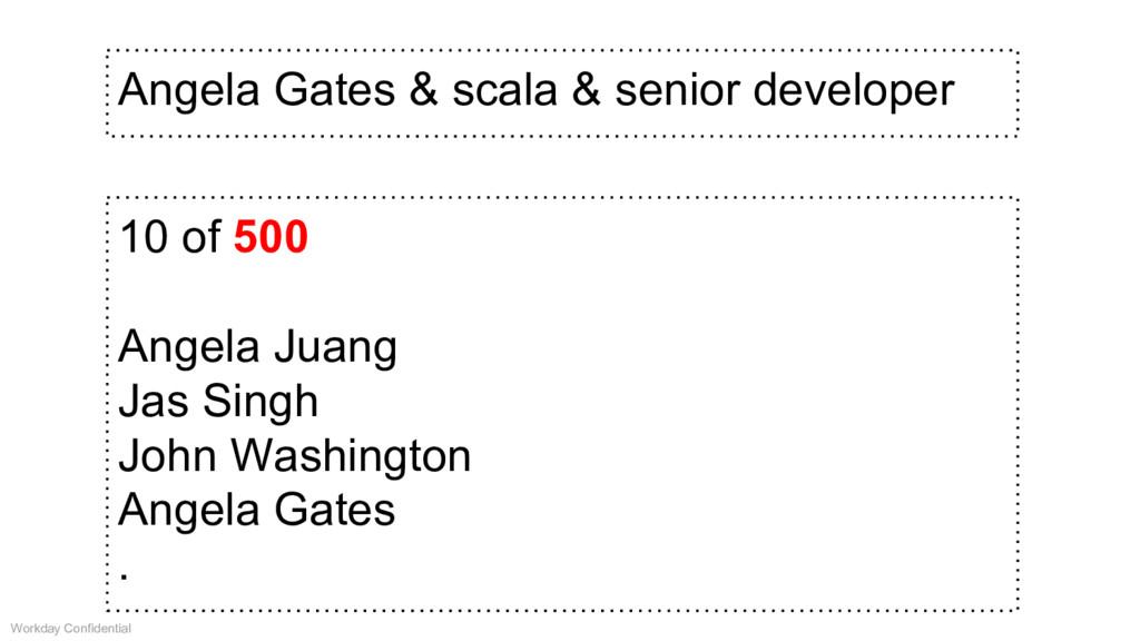 Angela Gates & scala & senior developer 10 of 5...