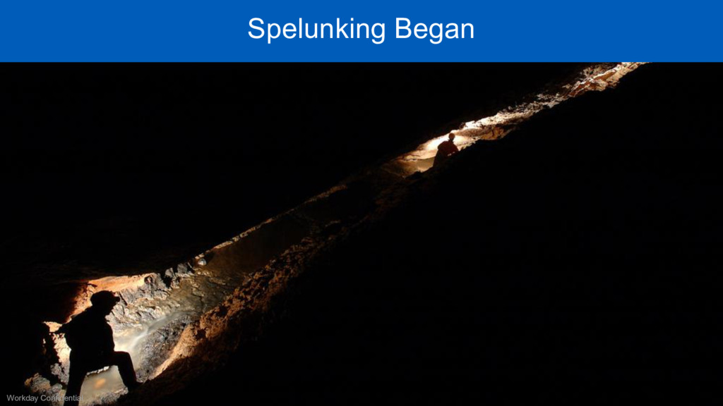 Workday Confidential Spelunking Began