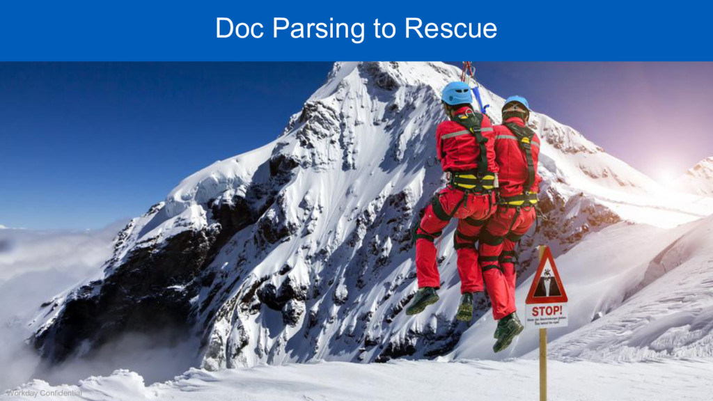 Workday Confidential Doc Parsing to Rescue
