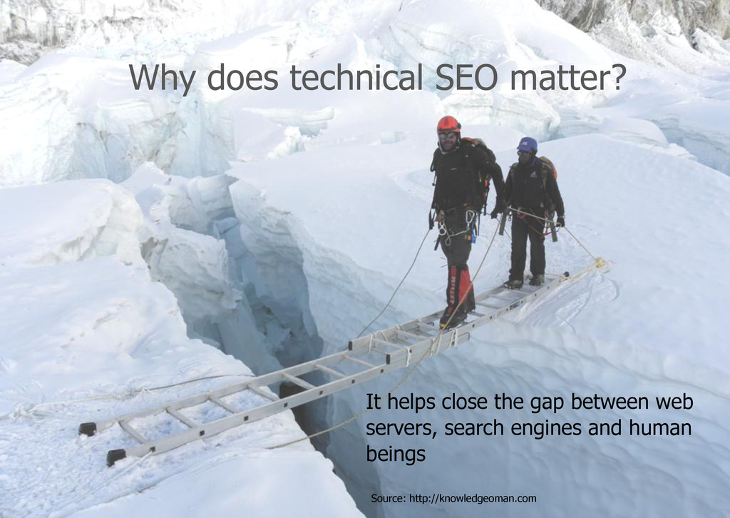 Why does technical SEO matter? It helps close t...