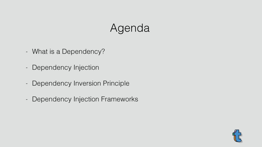 - What is a Dependency? - Dependency Injection ...