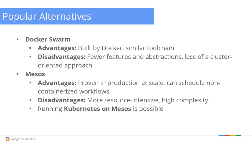 @briandorsey Popular Alternatives • Docker Swar...