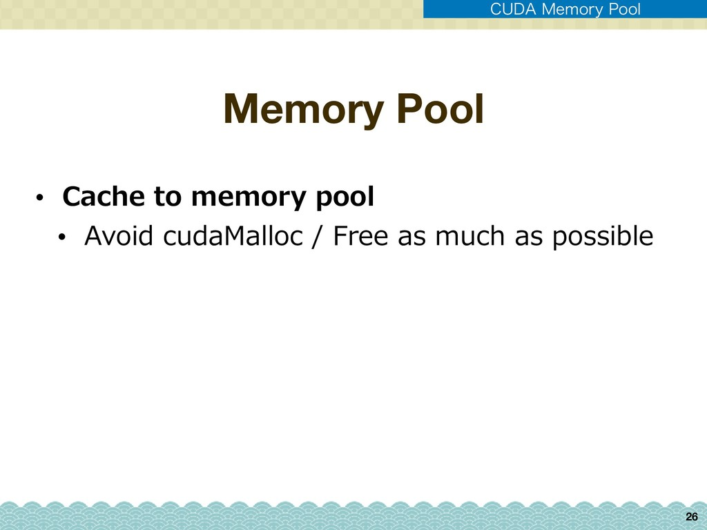 """Memory Pool 26 $6%"""".FNPSZ1PPM • Cache to memo..."""