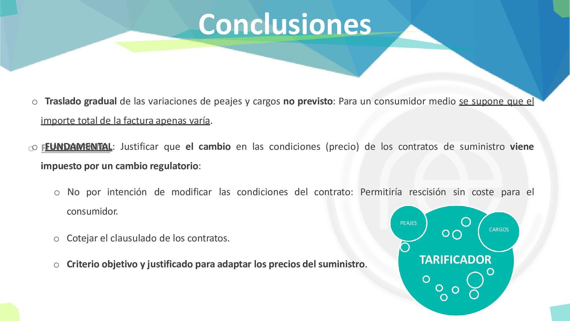 Conclusiones o Traslado gradual de las variacio...
