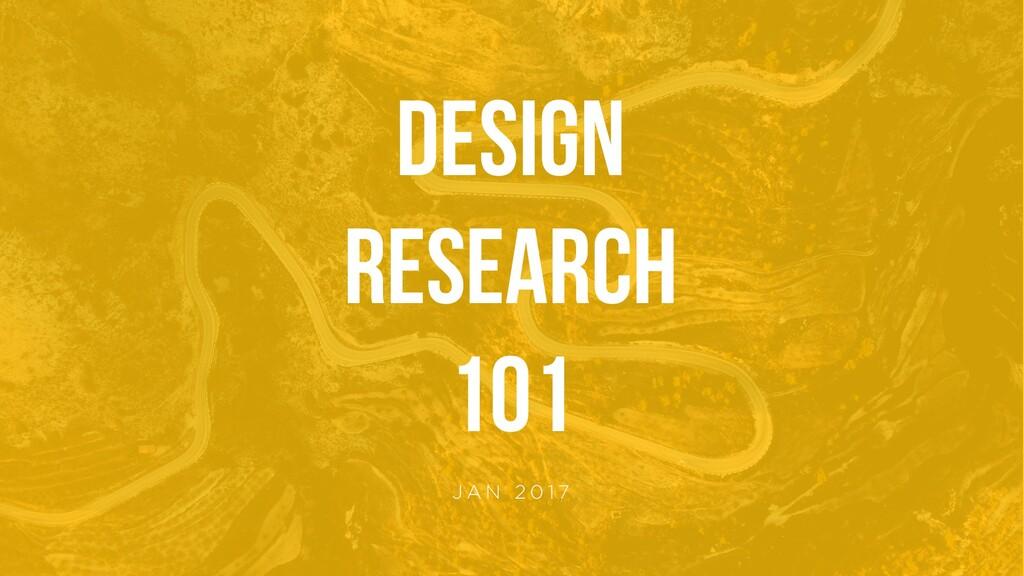 (2020) Creative Template J A N 2 0 1 7 DESIGN R...