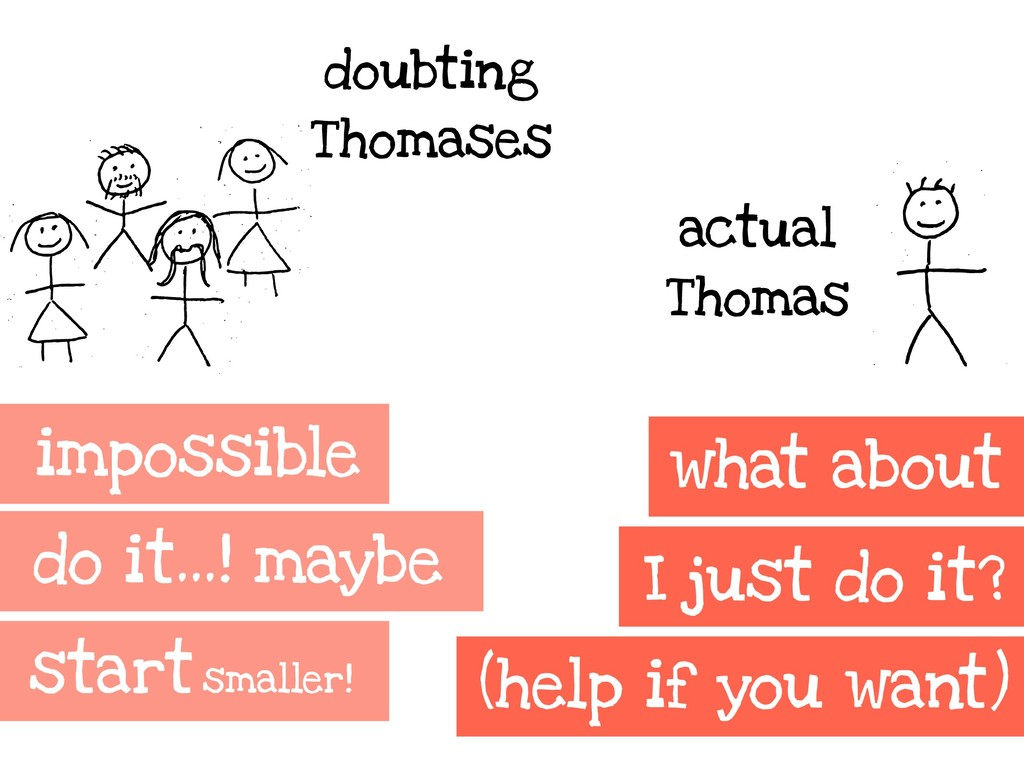 what about impossible I just do it? (help if yo...