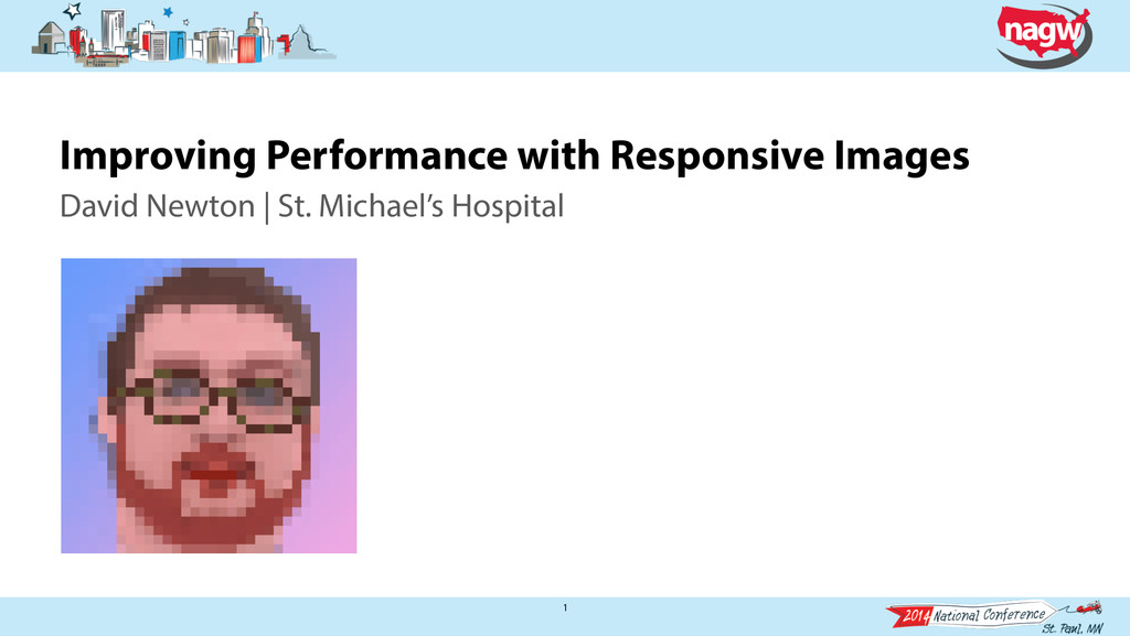 1 Improving Performance with Responsive Images ...