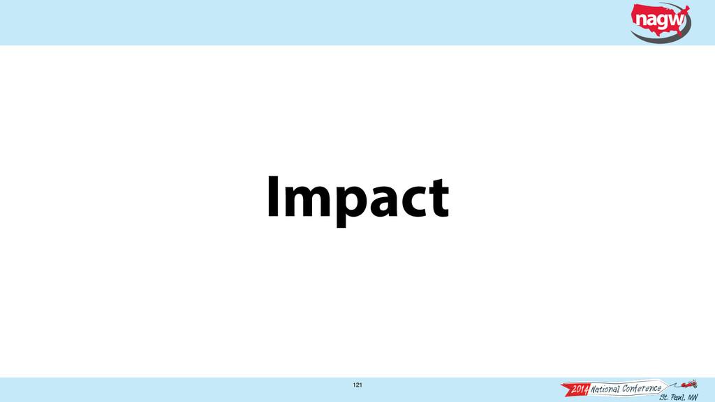 Impact 121