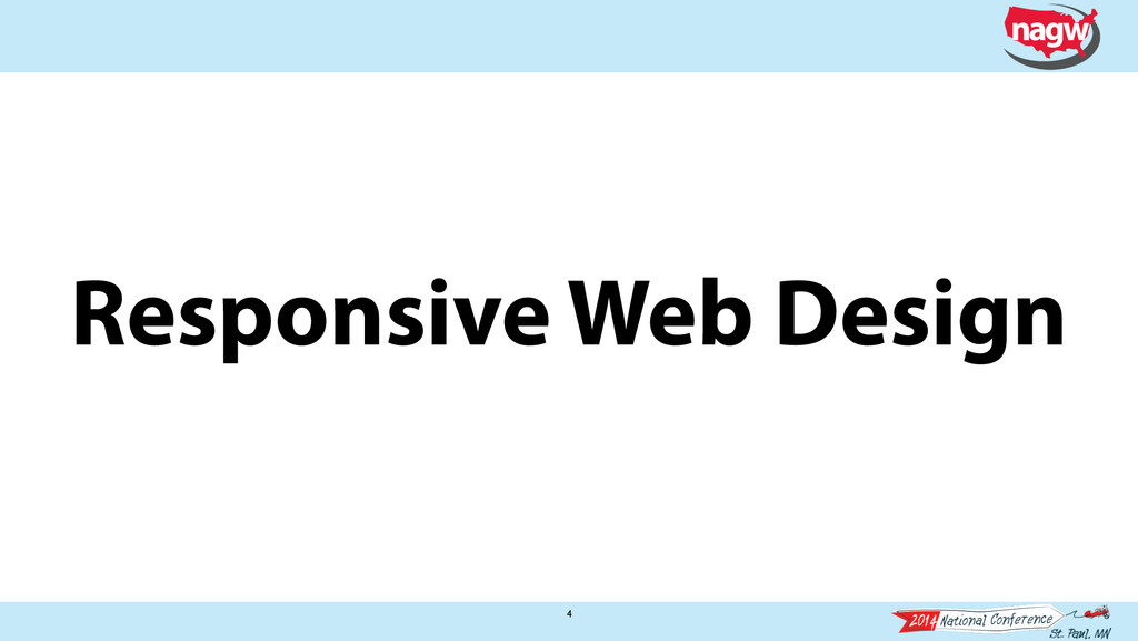 Responsive Web Design 4