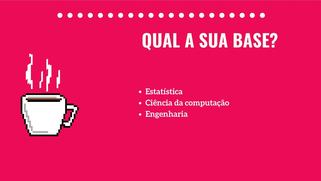 Estatística Ciência da computação Engenharia QU...