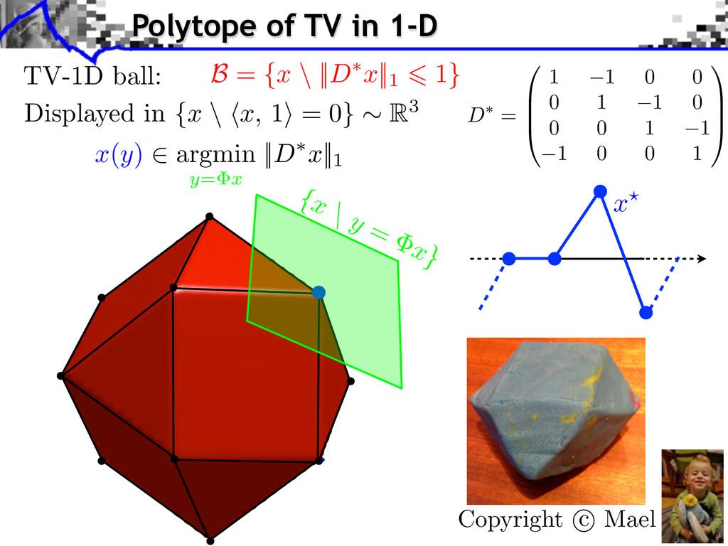 D = 1 1 0 0 0 1 1 0 0 0 1 1 1 0 0 1 TV-1D ball:...