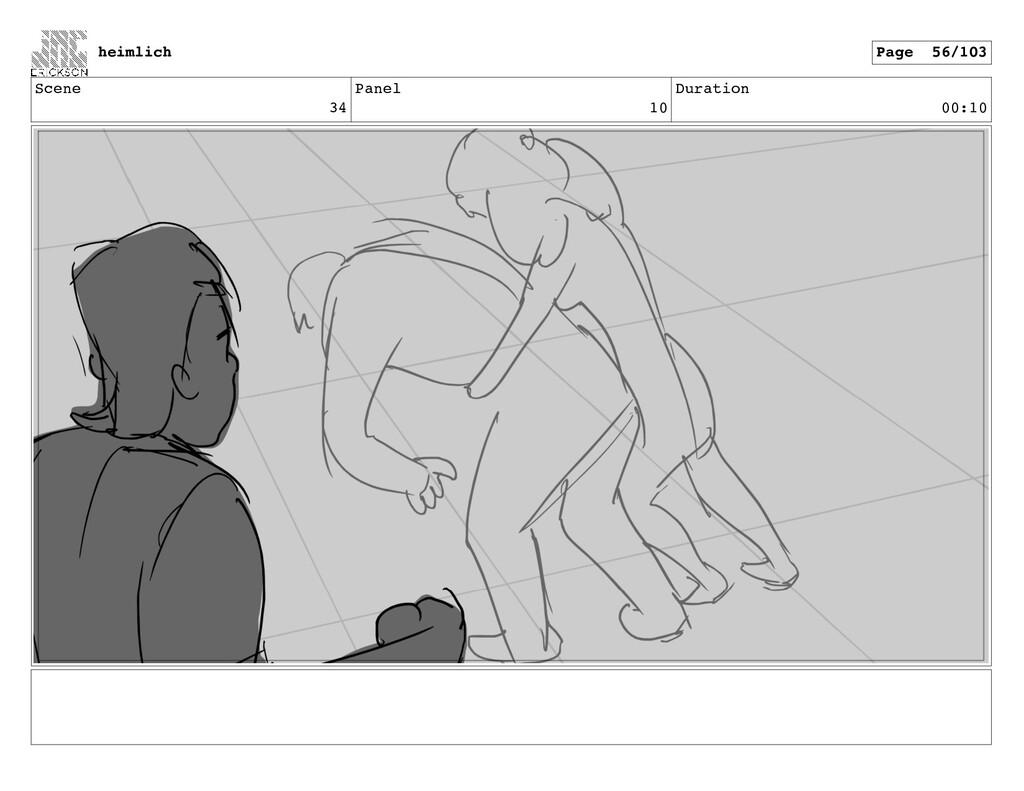 Scene 34 Panel 10 Duration 00:10 heimlich Page ...
