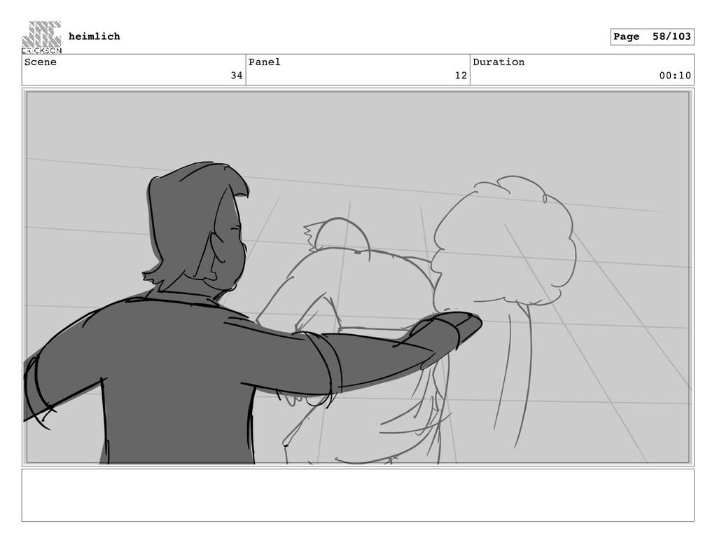 Scene 34 Panel 12 Duration 00:10 heimlich Page ...