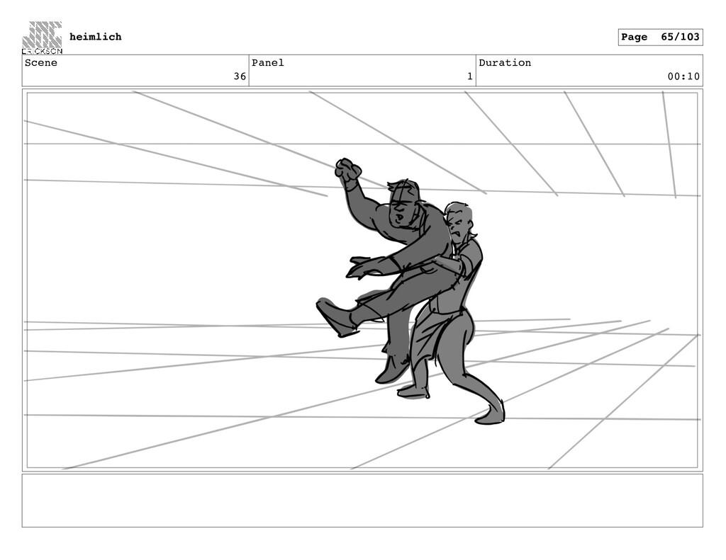Scene 36 Panel 1 Duration 00:10 heimlich Page 6...