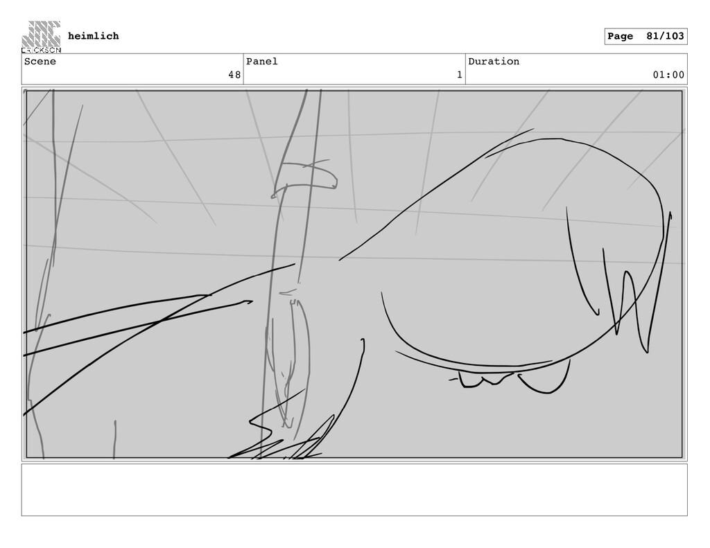 Scene 48 Panel 1 Duration 01:00 heimlich Page 8...