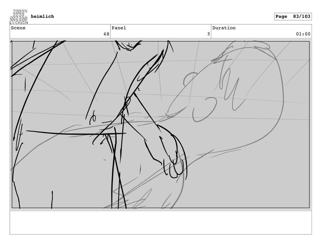 Scene 48 Panel 3 Duration 01:00 heimlich Page 8...
