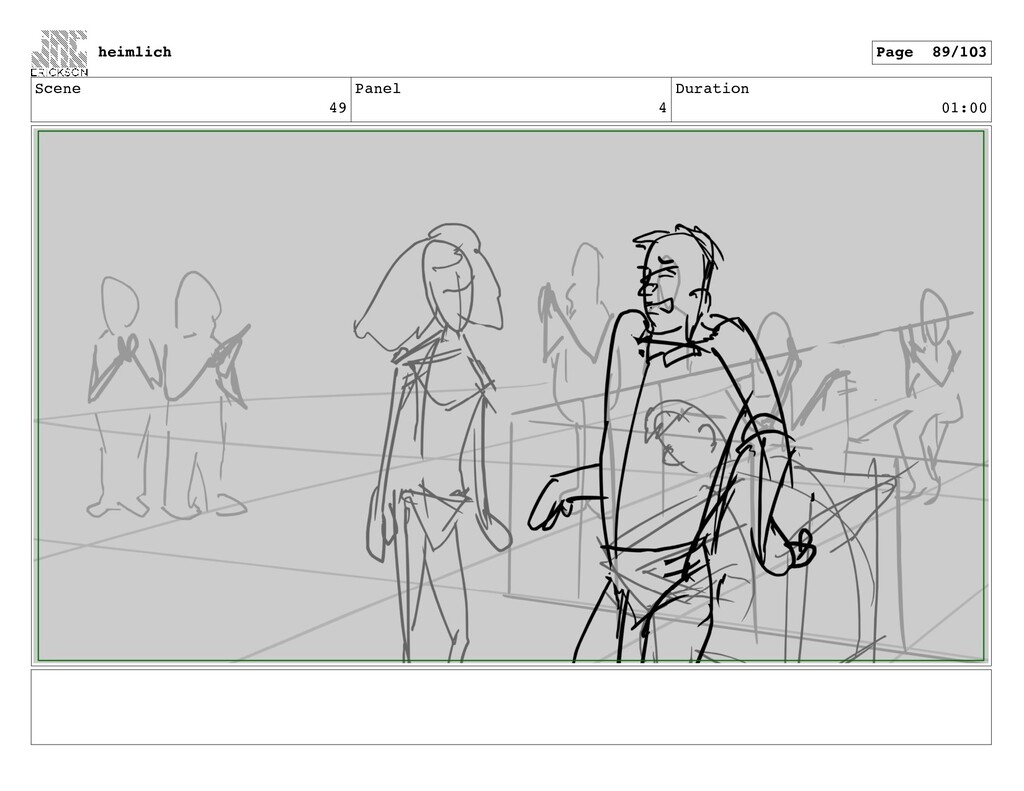 Scene 49 Panel 4 Duration 01:00 heimlich Page 8...