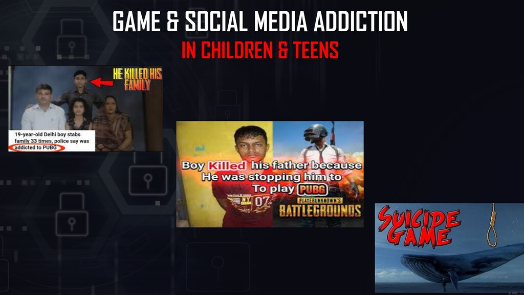 GAME & SOCIAL MEDIA ADDICTION IN CHILDREN & TEE...