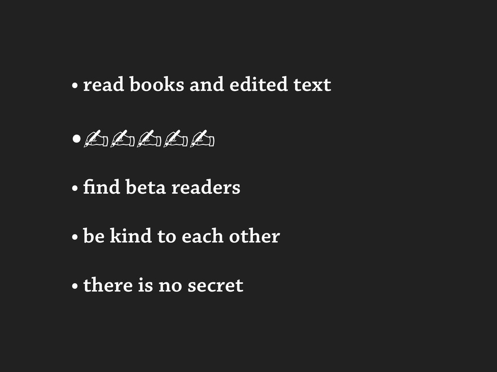 • read books and edited text •✍✍✍✍✍ • find beta ...