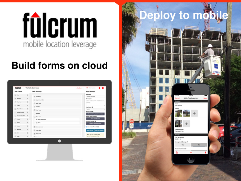 field data automation ✦ ✦ fulcrumapp.com/iaao Bu...