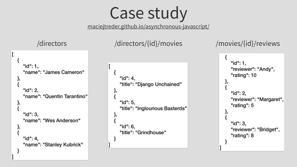 Case study maciejtreder.github.io/asynchronous-...