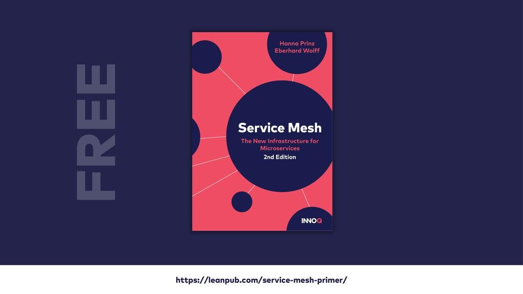 https://leanpub.com/service-mesh-primer/