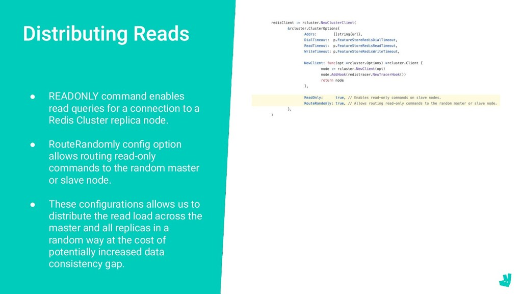 ● READONLY command enables read queries for a c...