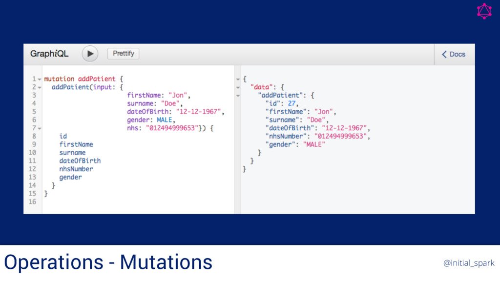 Operations - Mutations @initial_spark
