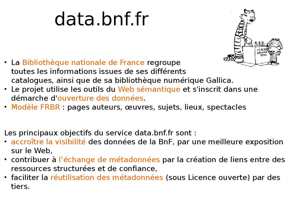 data.bnf.fr • La Bibliothèque nationale de Fran...