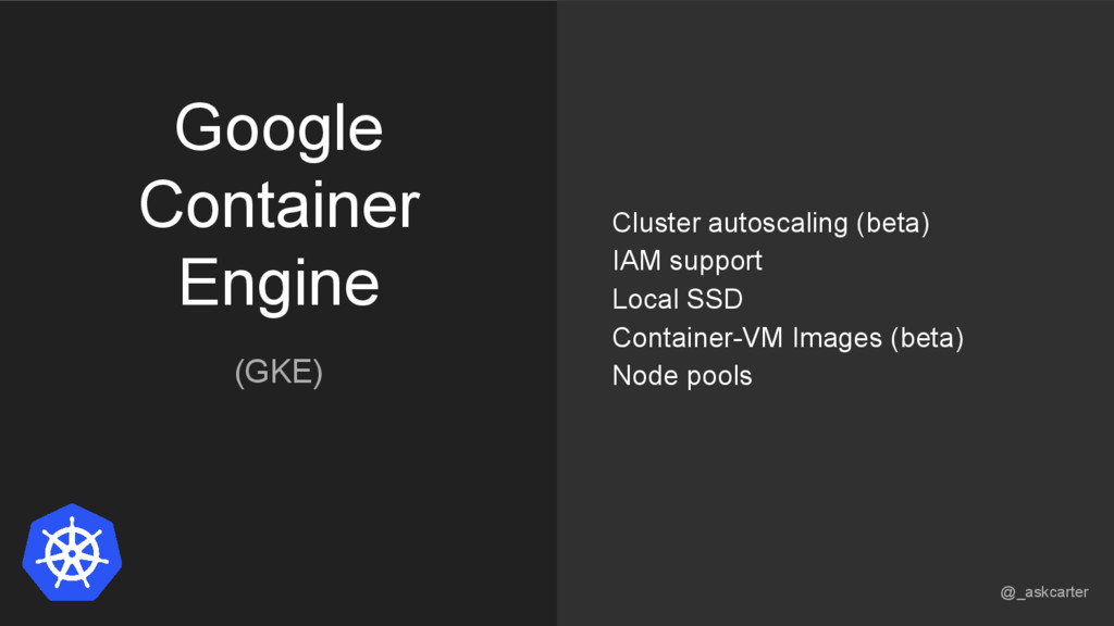 Google Container Engine (GKE) Cluster autoscali...