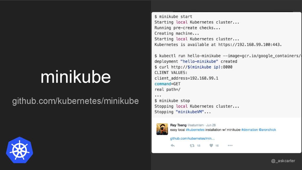 minikube github.com/kubernetes/minikube @_askca...