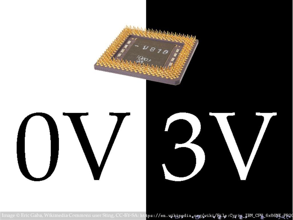 0V 3V Image © Eric Gaba, Wikimedia Commons user...