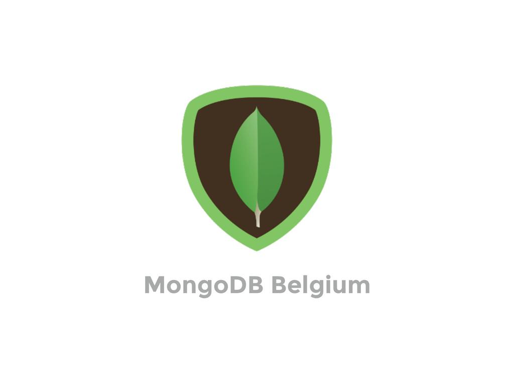 MongoDB Belgium
