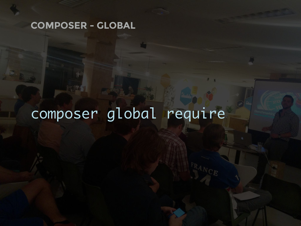 COMPOSER - GLOBAL composer global require