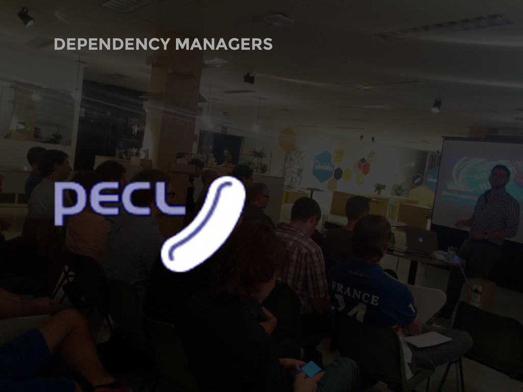 DEPENDENCY MANAGERS