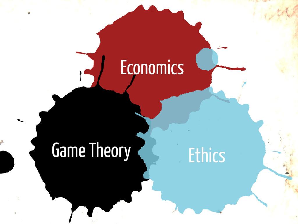 9 Economics 9 Game Theory 9 Ethics