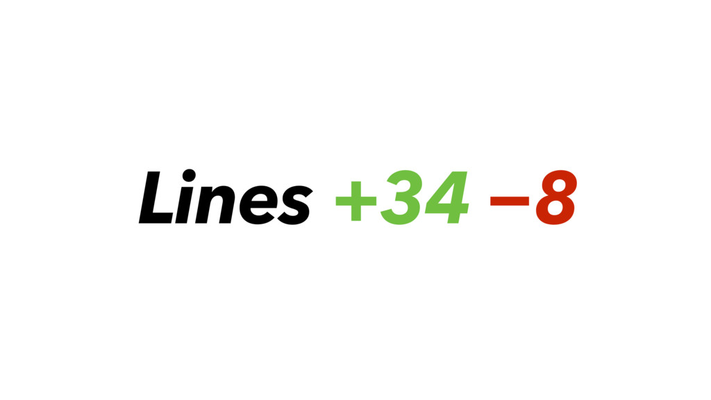 +34 −8 Lines