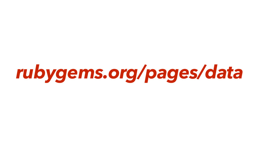rubygems.org/pages/data